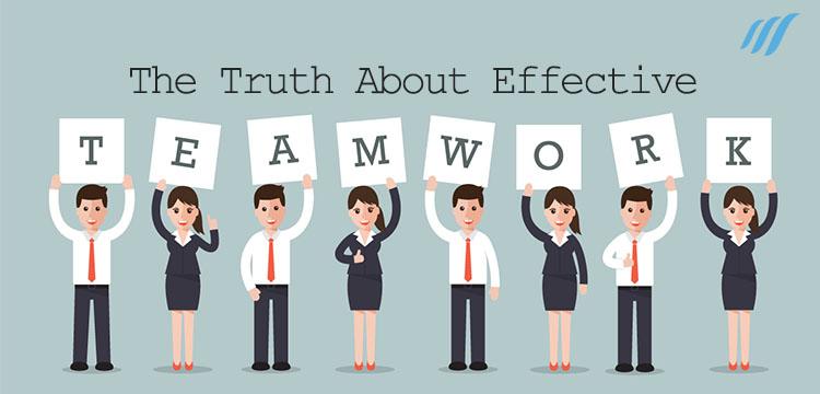 PELATIHAN EFFECTIVE TEAM WORK