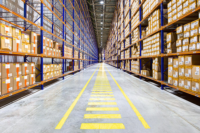 Advance Warehouse Management