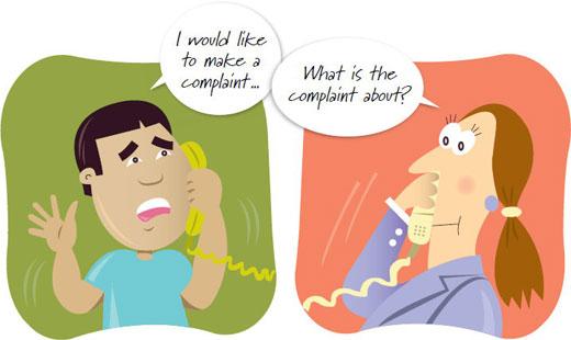 BEST PRACTICE OF HANDLING CUSTOMERS COMPLAINT