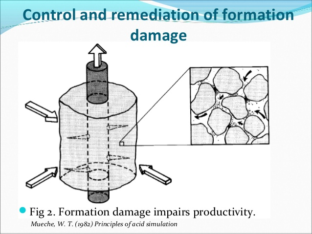 Formation Damage and Well Stimulation
