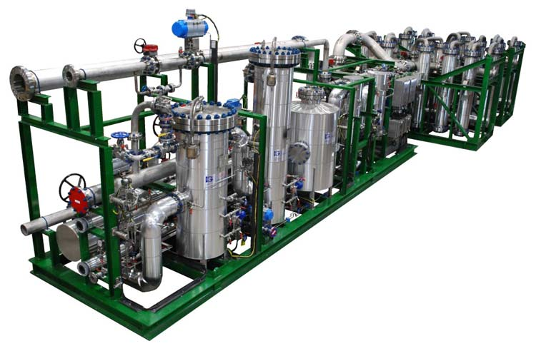 GAS CONDITIONING AND PROCESSING
