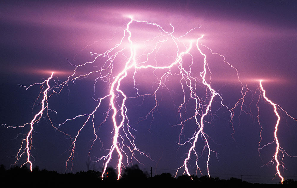 GROUNDING SYSTEM AND LIGHTNING PROTECTION