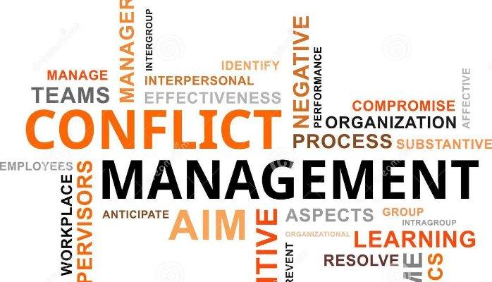 PELATIHAN CONFLICT MANAGEMENT & HUMAN BEHAVIOUR IN ORGANIZATION