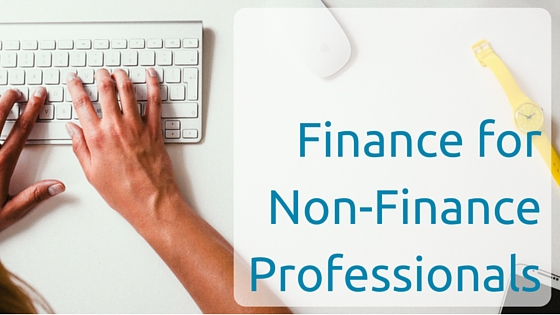 PELATIHAN FINANCE FOR NON FINANCE PROFESSIONALS