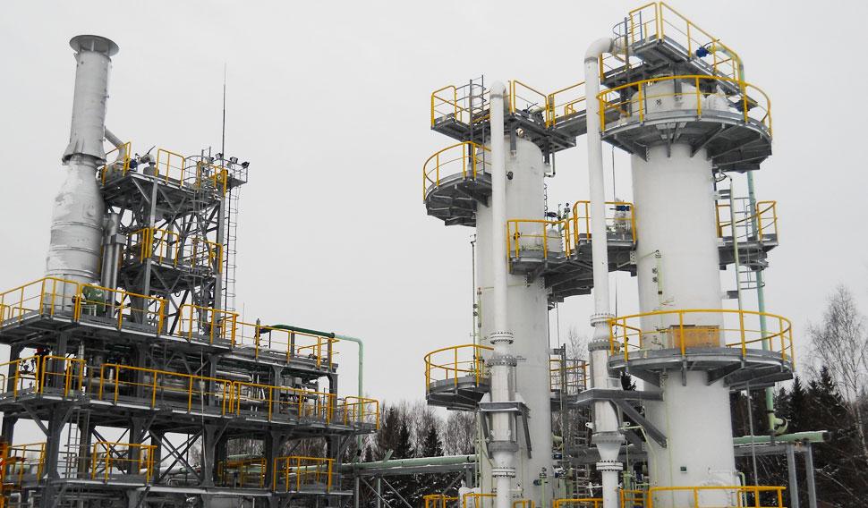 PELATIHAN GAS SWEETENING