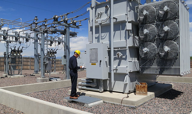 PELATIHAN POWER TRANSFORMER MAINTENANCE