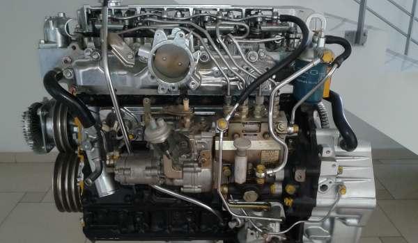 PELATIHAN Perawatan Motor Diesel