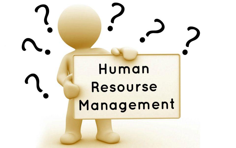 PELATIHAN STRATEGIC HUMAN RESOURCES MANAGEMENT
