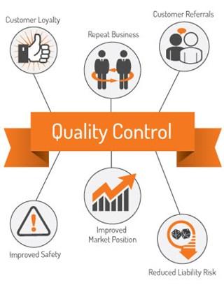 PELATIHAN TOTAL QUALITY CONTROL