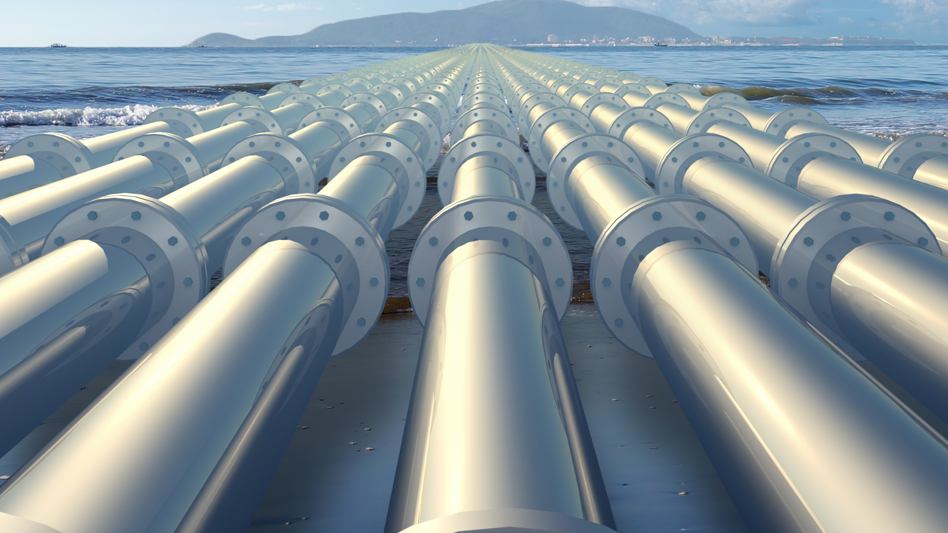 PIPING AND PIPELINE: DESIGN, INSTALLATION, OPERATION