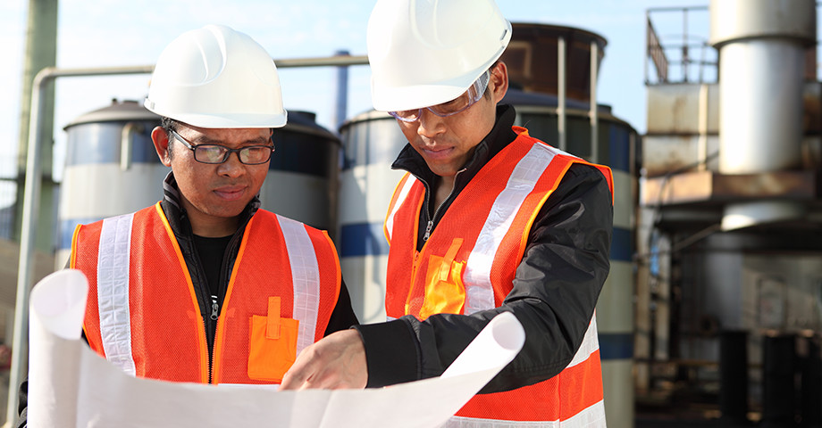 PROJECT MANAGEMENT UNTUK OIL DAN GAS INDUSTRI