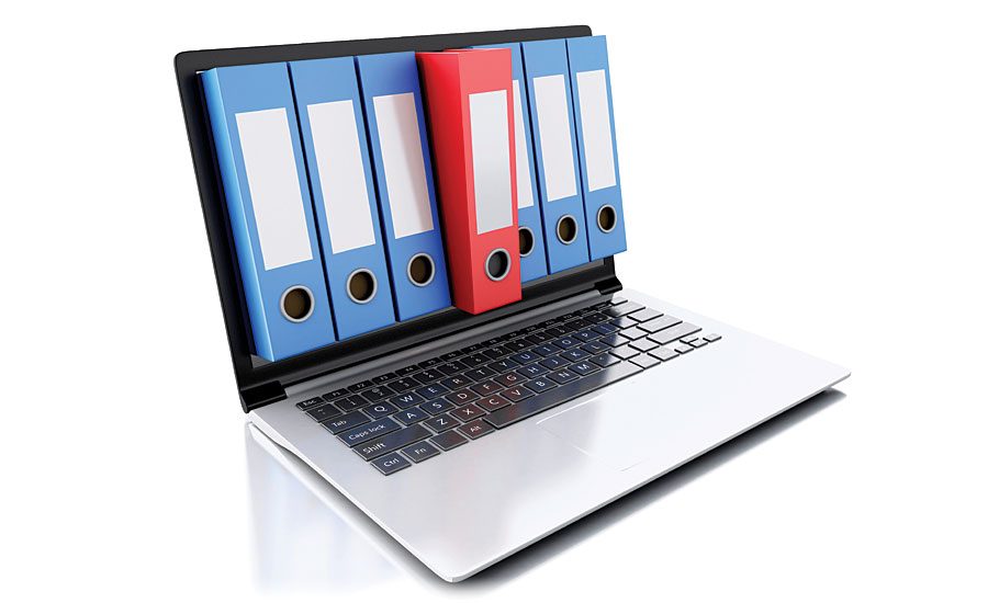 TRAINING TENTANG DOCUMENT CONTROL AND FILING SYSTEM