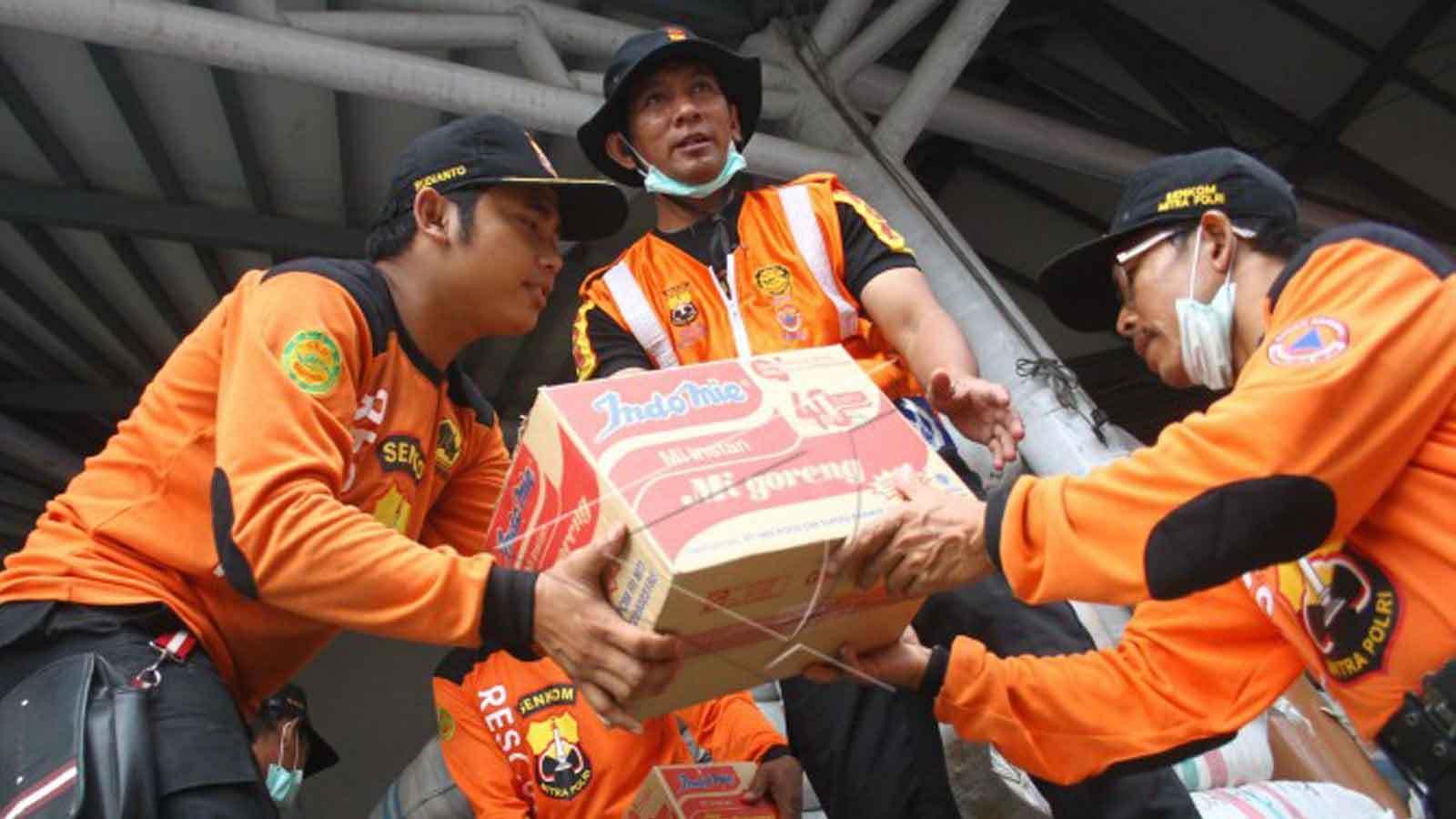 TRAINING TENTANG Manajemen Logistik Tanggap Bencana