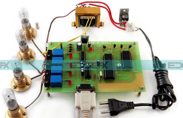 TRAINING TENTANG Micro-Controller Application in Industrial Plants