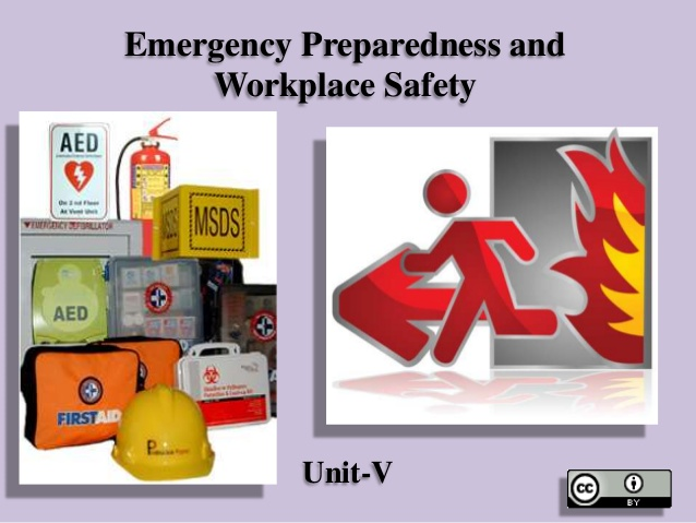 Training Tentang Emergency Response Planning Program in the Workplace