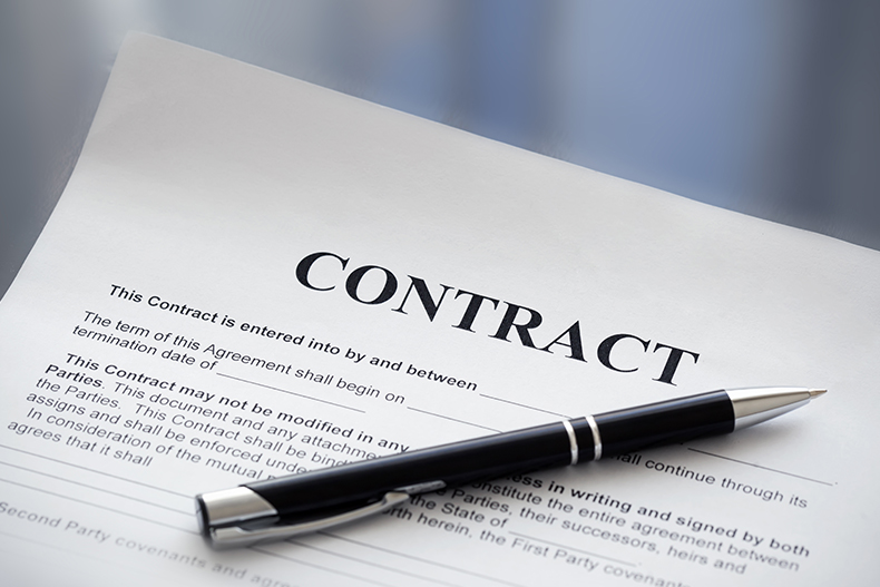 Workshop Contract Drafting
