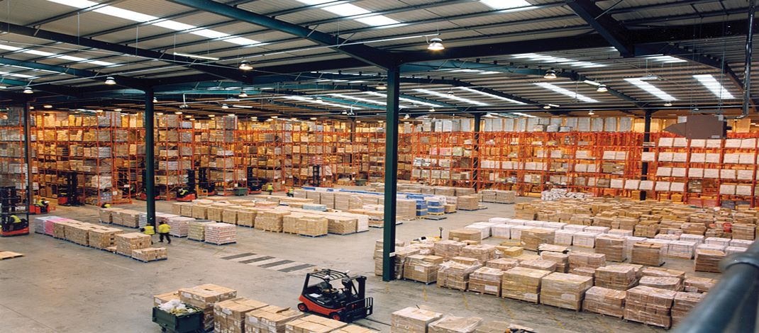 Inventory and Warehousing Management