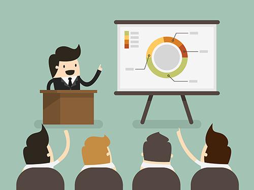 Powerful Slide Presentation