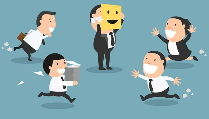 TRAINING TENTANG HOW TO BE POSITIVE LEADER