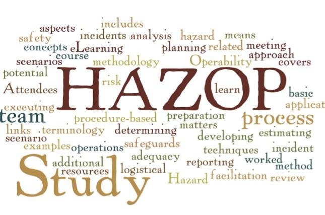 TRAINING TENTANG Hazard and Operability Study (HAZOPS) Training