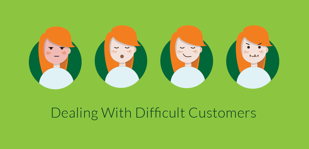 MANAGING DIFFICULT CUSTOMERS AND HANDLING COMPLAINT PROFESSIONALLY