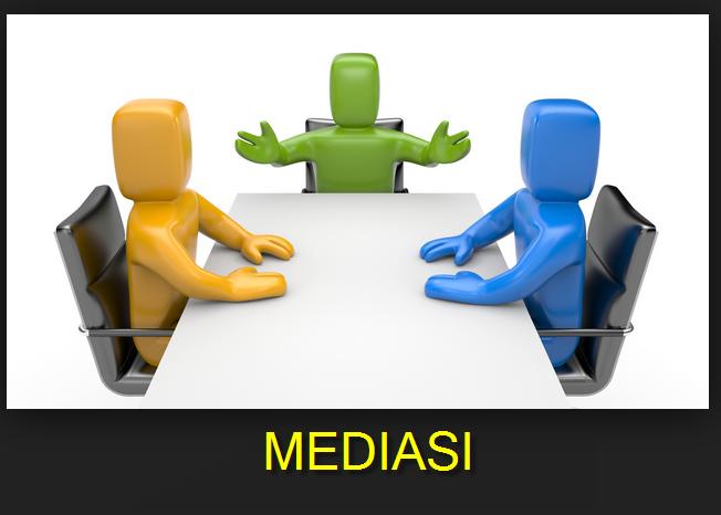 NEGOISASI, MEDIASI, DAN ARBITRASE