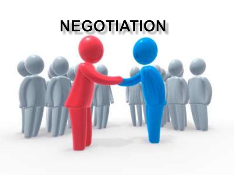 PELATIHAN NEGOTIATION SKILL THROUGH ASSERTIVE COMMUNICATION