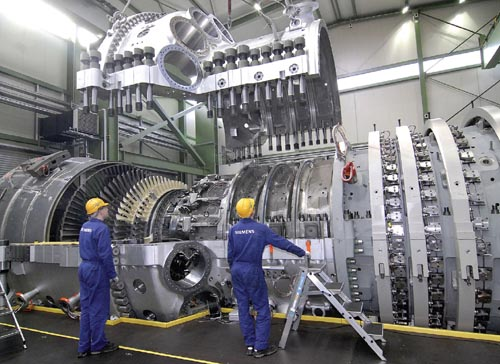 TRAINING TENTANG Industrial Gas Turbines