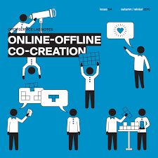 TRAINING TENTANG Online & Offline CO-Creation