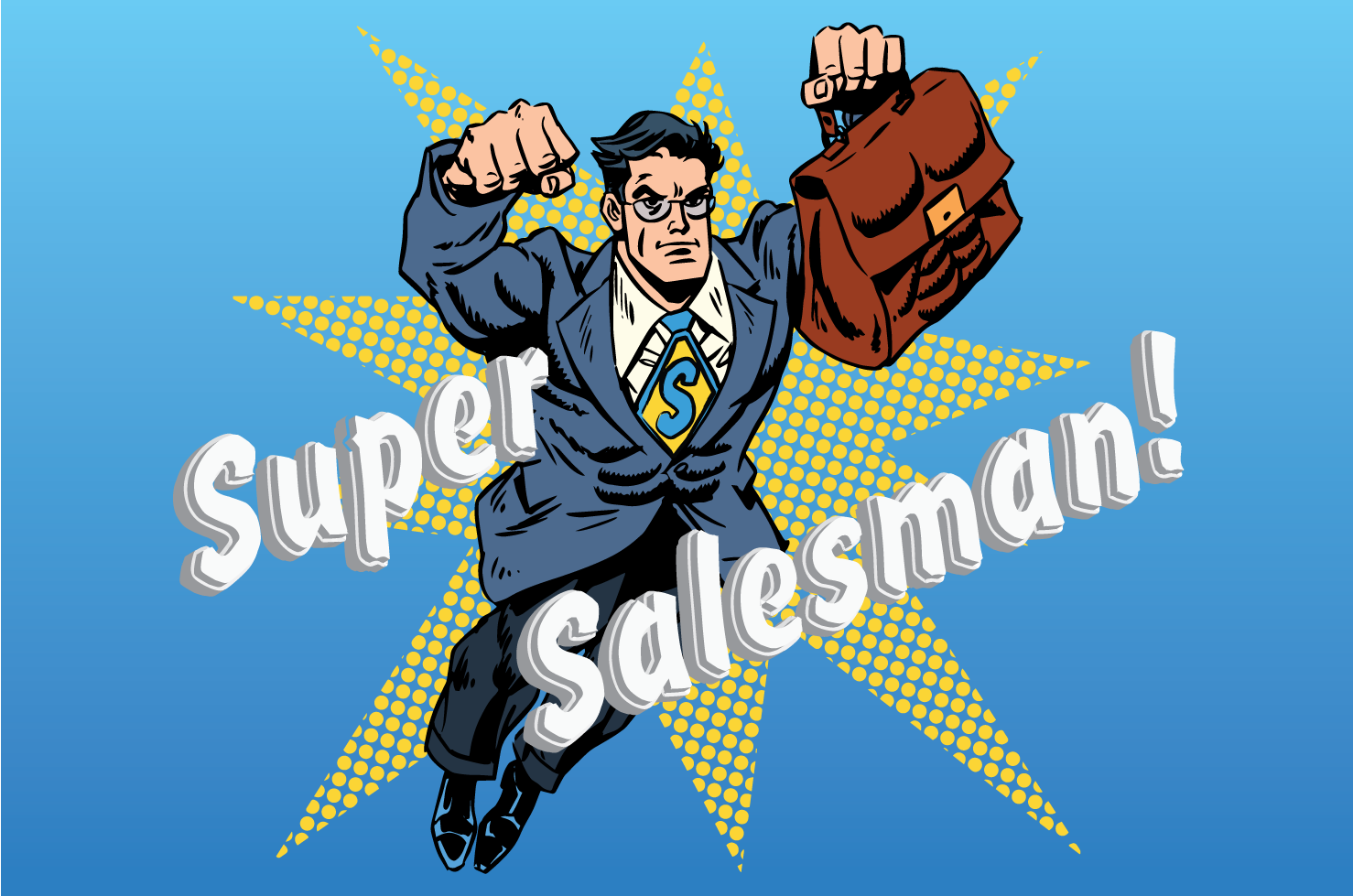 TRAINING TENTANG SUPER SALESMAN