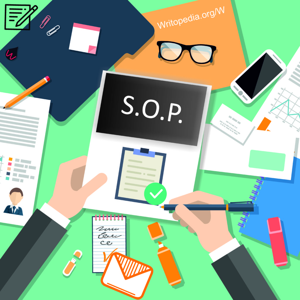 PELATIHAN Advance Writing SOP for SOP Writer