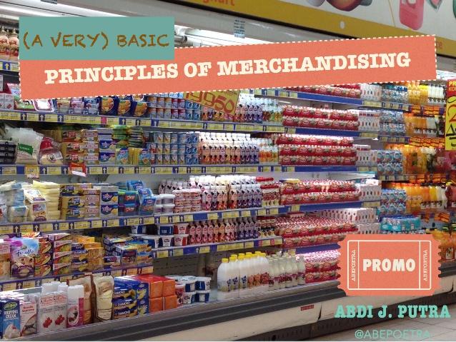 PELATIHAN Merchandising Principles