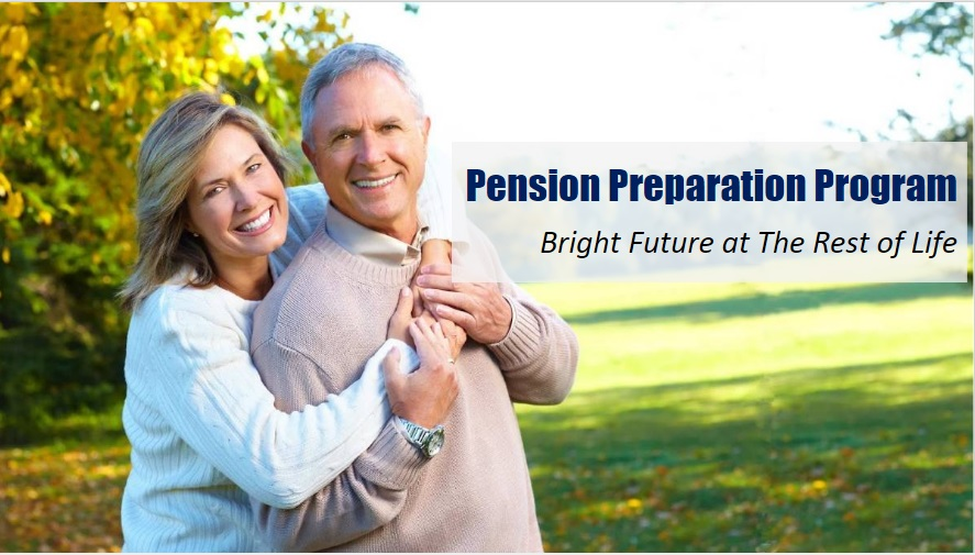 TRAINING TENTANG PENSION PREPARATION PROGRAM